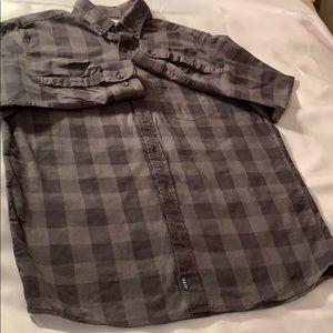 ROWM Brand Mens Button Down Shirt